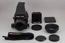 【Exc+++++】Mamiya RZ67 pro Ⅱ w/ SEKOR Z 110mm F2.8 AE Finder, from JAPAN