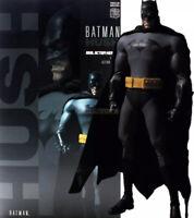 """Dc Comics - Batman Hush Black Ver. 1/6 Action Figure 12 """" Rah N.646 Medicom"""