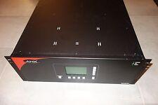 AMX Modula Series Digital 4RU AutoPatch Catpro RGBHV Matrix
