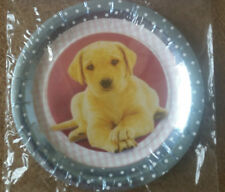 Cute Puppy Party Plates - Pet Birthday Supplies - Tableware - Doggy - Dog - Pk6