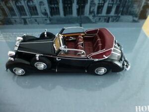 Horch 853A Special Roadster 1938 noire MINICHAMPS 1/43