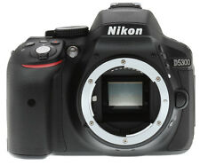 NIKON D5300 DSLR Camera Body with 16GB SDHC Memory Card (SMP5)