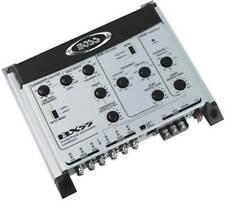 Boss Audio Bx55 2/3 Way Elec Crossover Remote Inclu
