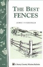 The Best Fences Guide-Planning-Legality-Posts-Tools-Construction-Gates-Farm-NEW