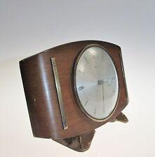 Vintage Metamec mechanical mantel ( mantle ) clock