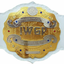 NEW IWGP INTERCONTINENTAL CHAMPIONSHIP TITLE WRESTLING HEAVYWEIGHT TAG TEAM BELT