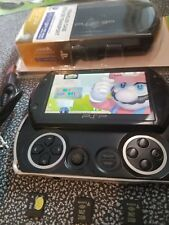 SONY PSP GO BUNDLE 28 GIGABYTE MODDED WITH 7100 GAMES W/3 EXTRA MEMORY CARDS!