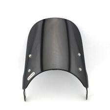 """Windshield Pare-brise Suit 7"""" Round Headlight For Triumph Bonneville T100 T120"""