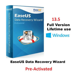 💥EaseUS-Data-Recovery✅13.5 Software-Wizard-Technician✅PRE-ACTIVATED💥