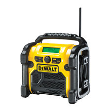 DEWALT Dcr019 10 8 - 18 V Battery & Network Construction Radio DCR 019