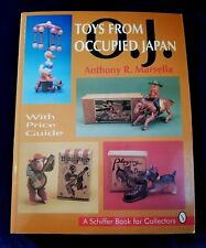 Toys from Occupied Japan Schiffer book Price Guide Tin Celluloid signed MARSELLA