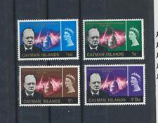Winston Churchill Cayman Islands 1966 Memorial Mint NH Complete Set #176 - 179