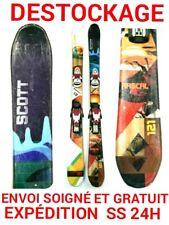 """ski occasion enfant SCOTT """"RASCAL"""" taille:121cm + fixations double spatule"""
