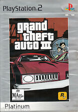 GRAND THEFT AUTO III PlayStation 2 Game  PS2   SirH70