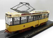 1/87 HO scale atlas display Tram model - RET, S.471-570 Allan Beijnes Werkspoor