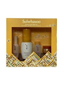 SULWHASOO BESTSELLERS TRIAL KIT Cleanser, Serum, Lotion, Cream  NEW NWT