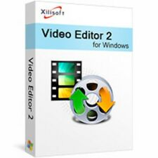 Xilisoft Video Editor 2, Joiner Splitter Cutter Resizer Video Tools NEW