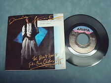 JERMAINE STEWART- GIVE YOUR LOVE TO ME/ WE DON'T HAVE TO TAKE OUR 45 RPM SINGLE