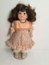 Antique Paris Pouty Doll