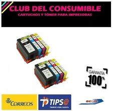 8 X HP 920XL CON CHIP NO OEM OfficeJet 6500 Wireless OfficeJet 6500A