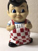 Vintage Bobs BIG BOY RESTAURANT Vinyl Rubber  Collectible Advertising