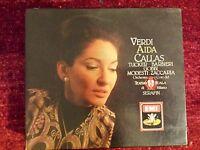 VERDI GIUSEPPE - AIDA (MARIA CALLAS GOBBI SERAFIN) BOX 3 CD.