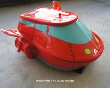 New listing Disney Little Einstein Pat Pat Rocket KidsRolling Red Suitcase Travel Bag Rare