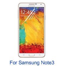 High Quality PET HD Soft Clear Screen Protector Film For Samsung Galaxy NOTE 3