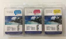 Genuine Lexmark 100XLA Ink Cartridges 3 Packs (Cyan, Magenta, and Yellow)