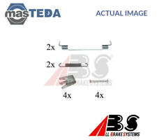 ABS REAR BRAKE DRUM SHOES FITTING KIT 0827Q P NEW OE REPLACEMENT