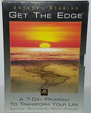 Anthony Robbins Get The Edge 7 Day Program to Transform Your Life Personal Coach