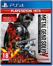 Metal Gear Solid V: la experiencia definitiva (PS4)