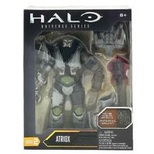 "HALO UNIVERSE SERIES ATRIOX 6"" BUILD A FIGURE ACTION FIGURE 100% Brand New"