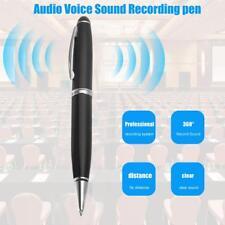 Mini Max 8GB Clear Digital Audio Sound Voice Hidden Recorder Recording Spy Pen a