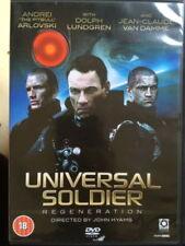 Películas en DVD y Blu-ray ciencia ficción Soldier