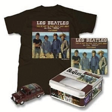 The Beatles Les Beatles Gift Set New & Sealed
