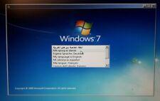 Windows 7 Professional 32Bit / 64Bit version, New Sealed OEM disc with COA KEY