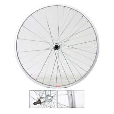 Weinmann Hybrid Bike 700c Rear Wheel Silver 5 / 6 / 7 Speed Freewheel 36H QR Hub