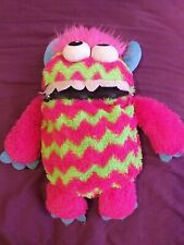 WORRY MONSTER LARGE CUDDLY SOFT TOY TEDDY LOVES EATING NIGHTMARE DREAMS WORRIES