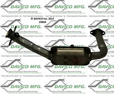 Catalytic Converter-Exact-Fit Left Davico Exc CA 19604