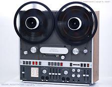 Revox/Studer a700 Vintage 2-Piste Bandmaschine/périphérique à bande avec papillon têtes