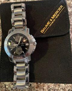 baume mercier capeland chronograph