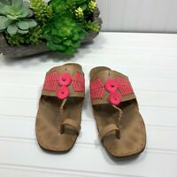 Tory Burch Leather Sandals, Size 9.5