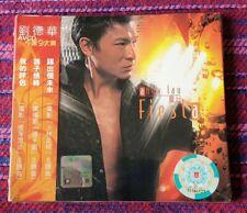 Andy Lau ( 劉德華 ) ~  Fiesta ( Singapore Press ) Cd