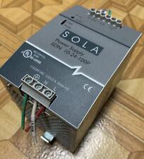 SOLA SDN 10-24-100P Power Supply 24VDC / 10A