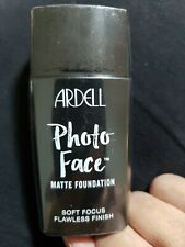 New!! Sealed ARDELL Photo-Face Matte Foundation MEDIUM 6.0