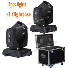 7R 230W Sharpy stage dj show lights Beam Moving Head Light 2pcs with flight case