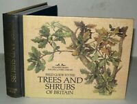 Field Guide To Trees And Shrubs, Readers Digest, 1982 - Hardback