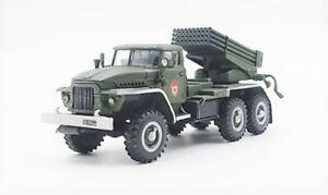 PMA P0339 - Precision Model Art (PMA) 1/72 Soviet BM-21 Grad Rocket Launcher