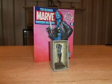 Eaglemoss Marvel Classic Collection Mystique Display figure Boxed